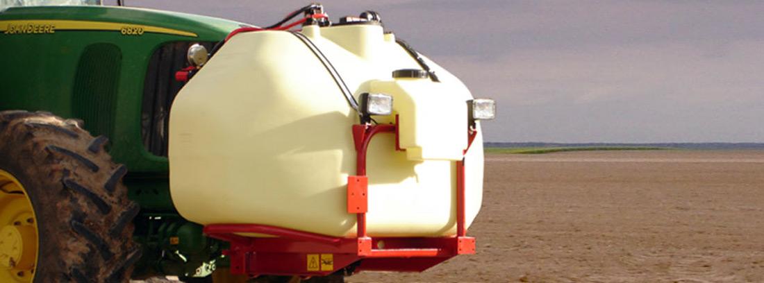 Tecnospra Europa. Physeter auxiliary front tanks.